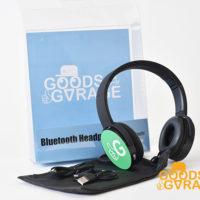 Bluetoothヘッドフォン 技適マーク取得済み ワイヤレスヘッドフォン HDP01