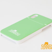 iPhone X ミラー付きハードケース SPC01